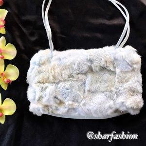 Handbags - Fluffy soft bag